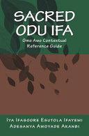 Sacred Odu Ifa