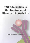 Tnf Inhibition In The Treatment Of Rheumatoid Arthritis book
