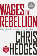 Wages of Rebellion Book