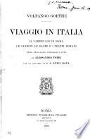 Viaggio in Italia  il carnevale di Roma