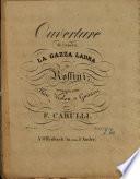 Ouverture de l'opéra: La gazza ladra