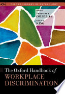 The Oxford Handbook of Workplace Discrimination