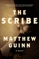 The Scribe: A Novel : sizzle, punch, and danger. a definite...