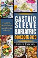 Gastric Sleeve Bariatric Cookbook 2020