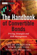 download ebook the handbook of convertible bonds pdf epub