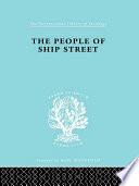 The People of Ship Street