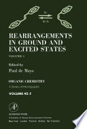Rearrangements in Ground and Excited States