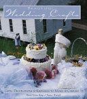 Beautiful Wedding Crafts