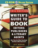 Ebook Writer's Guide to Book Editors, Publishers, and Literary Agents, 2003-2004 Epub Jeff Herman Apps Read Mobile