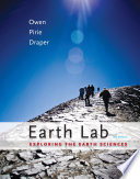 Earth Lab  Exploring the Earth Sciences