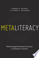 Metaliteracy  Reinventing Information Literacy To Empower Learners : of information technologies such as social...