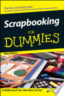 Scrapbooking For Dummies Mini Edition