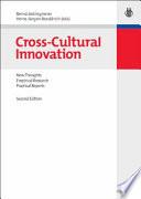 Cross cultural Innovation