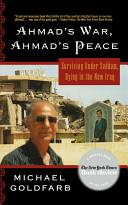 Ahmad s War  Ahmad s Peace