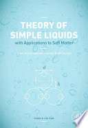 Theory Of Simple Liquids book