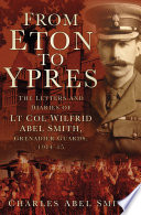 From Eton to Ypres