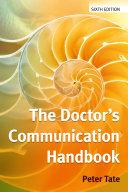 The Doctor's Communication Handbook