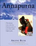 Annapurna  a Woman s Place