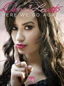 Demi Lovato Here We Go Again book