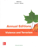 Annual Editions  Violence and Terrorism  15 e