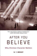 After You Believe : by hope comes a book...