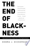 The End of Blackness