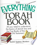 The Everything Torah Book