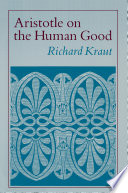 Aristotle on the Human Good Book PDF