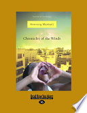 Chronicler of the Winds  Large Print 16pt
