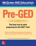 McGraw-Hill Education Pre-GED with Downloadable Tests, Second Edition