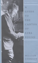 A Guide to the Cantos of Ezra Pound