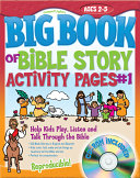 The Big Book of Bible Story Activity Pages  1