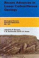 Recent Advances in Lower Carboniferous Geology