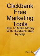 Clickbank Free Marketing Tools