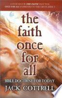 The Faith Once for All