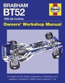Brabham BT52 Owners  Workshop Manual 1983  all models