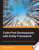 Code First Development With Entity Framework