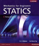 Mechanics for Engineers Statics Si Editon 13e   Mechanics for Engineers Dynamics SI Edition 13e   Mechanics for Engineers Statics SI Study Pack   Mechanics for Engineers
