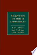 Religion and the State in American Law
