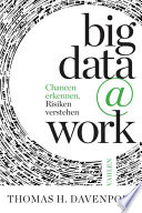 big data   work
