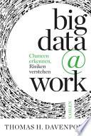 big data   work