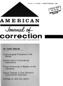 American Journal of Correction