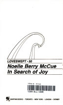 Book In Search of Joy