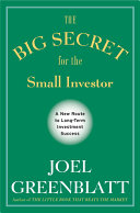 download ebook the big secret for the small investor pdf epub