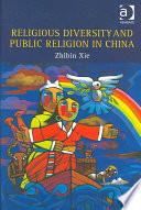 Religious Diversity And Public Religion In China