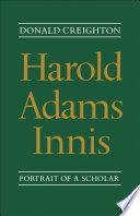 Harold Adams Innis