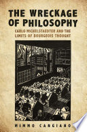 The Wreckage of Philosophy Book PDF