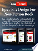 Epub File Design For Non-Fiction Book. Ebook Tutorial Free download PDF and Read online