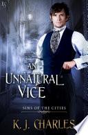 An Unnatural Vice Book PDF