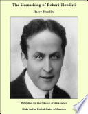 The Unmasking of Robert Houdini